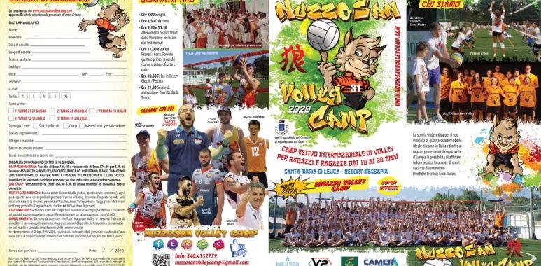 Volley-Camp