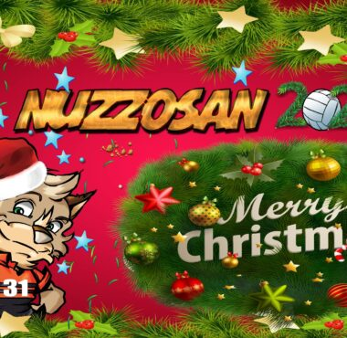 Volley camp natale